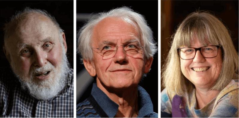 نوبل فیزیک 2018
