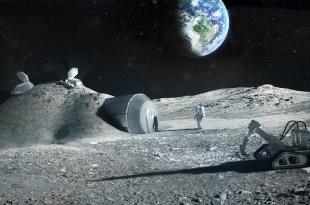 دومین فرود روی سطح ماه