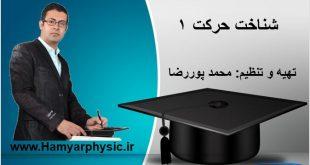 جلسه 1 فیزیک دوازدهم - شناخت حرکت 1